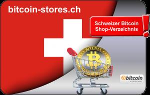 Schweizer Bitcoin Shops